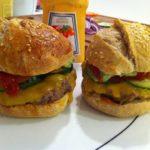 Opskrift: Hjemmelavede burgere