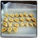 Opskrift: Peanutbutter, banan og chokoladesnack