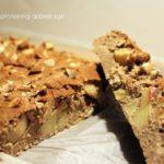 Opskrift: Sund æblekage