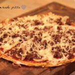 Opskrift: Sund & nærende pizza