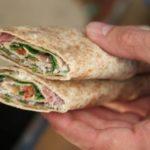 Opskrift: Wraps med flødeost, rucola & skinke