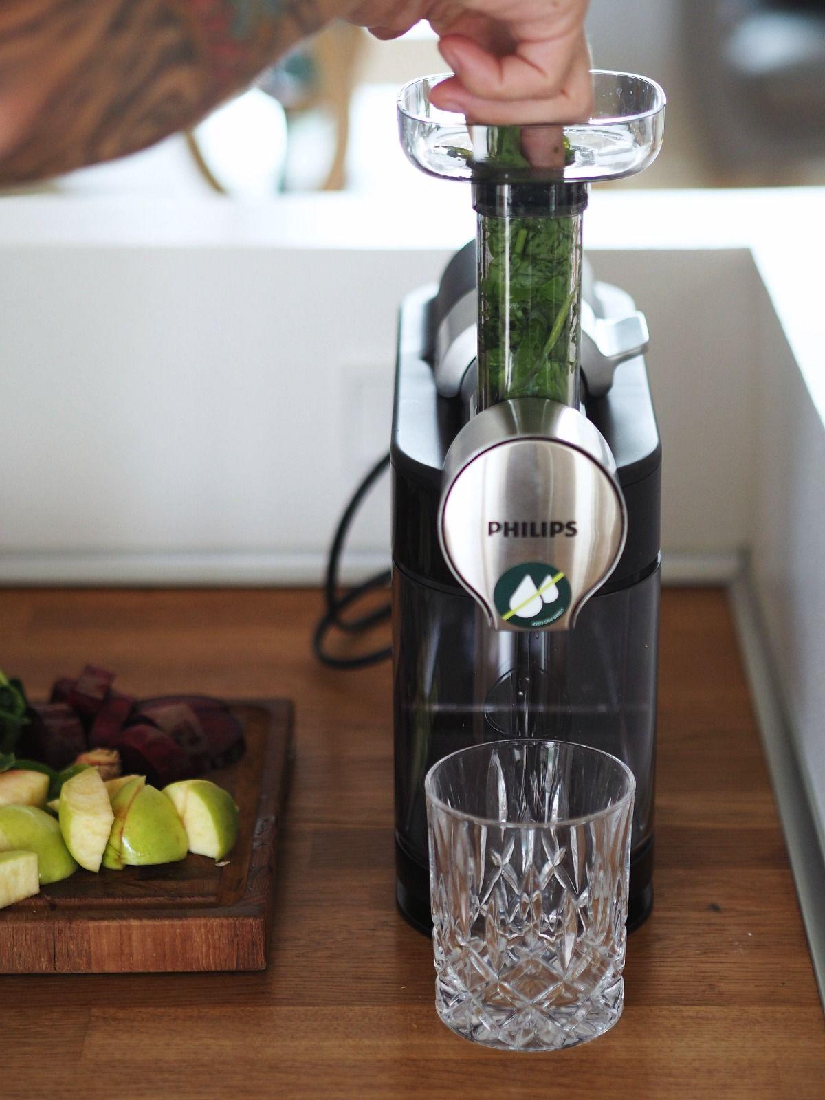 Slowjuicer: Her far du de bedste opskrifter pa juice via Slowjuicer