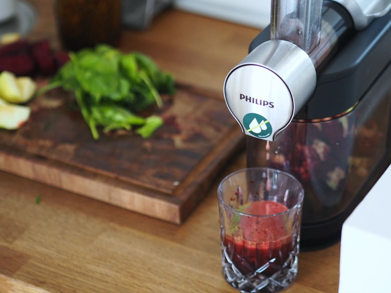 Philips Slow Juicer