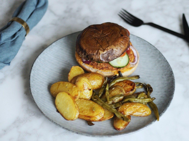 portobello burger